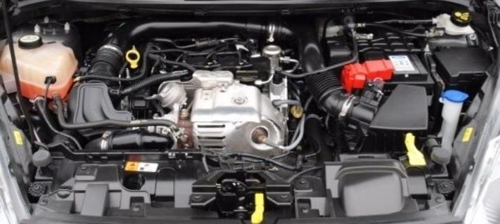 Ford Focus 125 Ps Technische Daten
